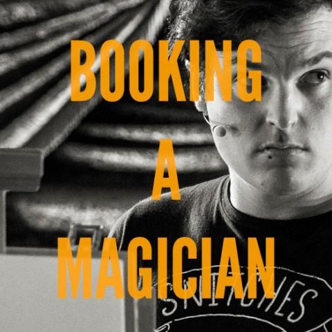 Booking a Magician